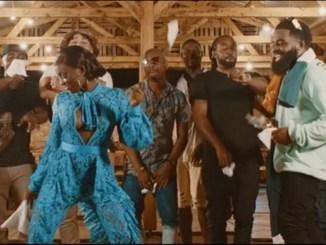Afro B ft. Wande Coal Amina Video