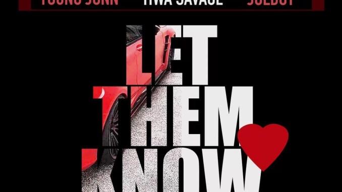 Tiwa Savage Let Them Know ft. Joeboy Mp3
