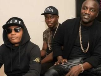 Akon Escape Ft. Wizkid mp3