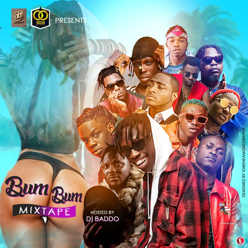 DJ Baddo Bum Bum (Mix) Download
