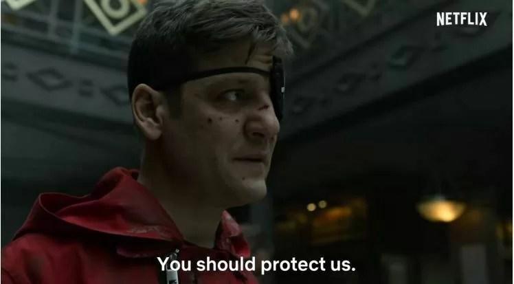 Money Heist Season 4 Subtitles Download