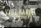 VIDEO: Vybz Kartel – Quick x3