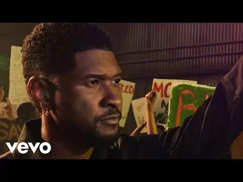 Usher - I Cry