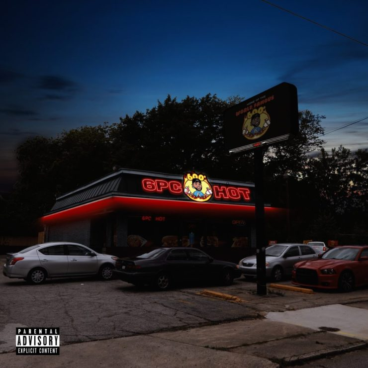 6LACK - 6pc Hot EP