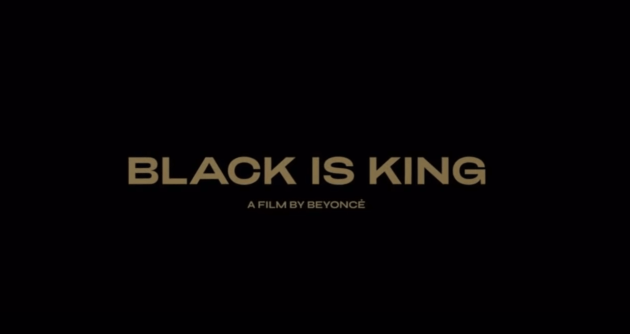 Beyonce Black Is King Trailer