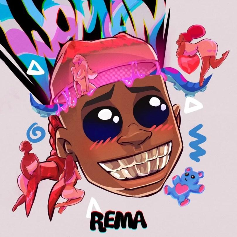 Rema Woman Mp3