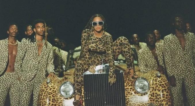 Beyonce - Black Is King (Disney Visual) album all tracks