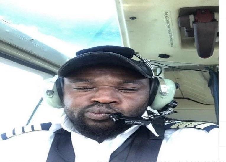 Captain Ernest Chika