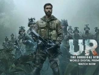 Uri: The Surgical Strike (2019) Movie