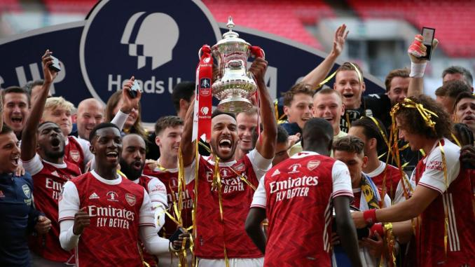 FA Cup Final Highlight