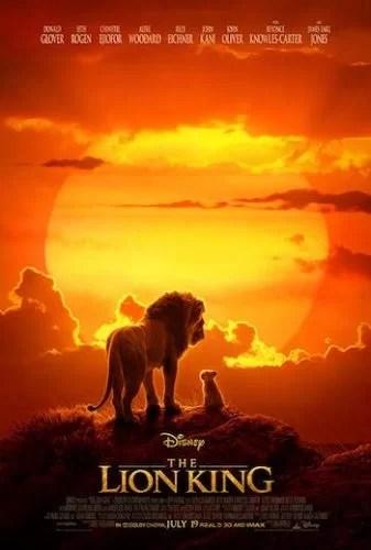 The Lion King (2019) Dual Audio Hindi DOWNLOAD