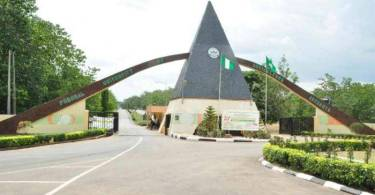 FUNAAB notice on resumption of academic activities for 2019/2020 session