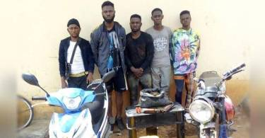Five EKSU students arrested during cult initiation exercise
