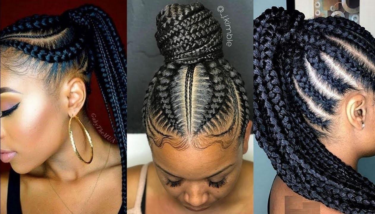 Ghana Natural Hair Weaving Styles In Nigeria Hair Style 2020