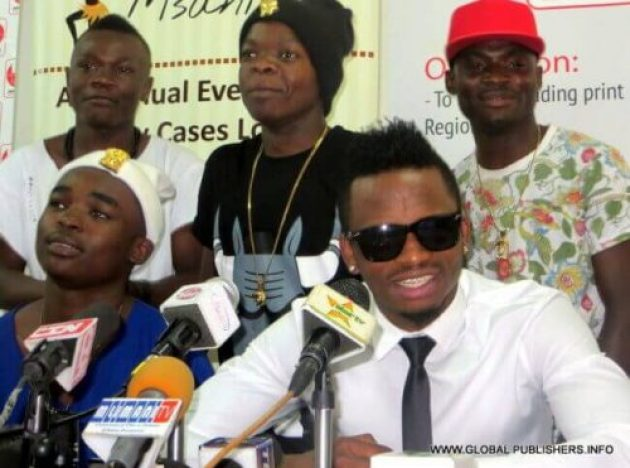 FOCUS - KORA AWARD NOMINEE, YAMOTO BAND (TANZANIA), MOST PROMISING MALE ARTISTE