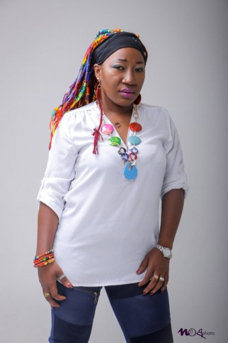 FOCUS: KORA ALL AFRICA MUSIC AWARD NOMINEE: AUDREY BADIN M (GABON)