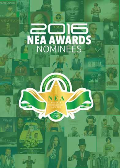 SEE FULL LIST OF NOMINEES AT THE NEA AWARDS 2016