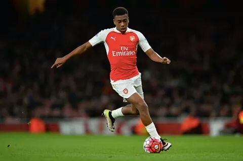 HIGHLIGHTS OF TEAM NIGERIA TALENT WATCH, WITH ALEX IWOBI
