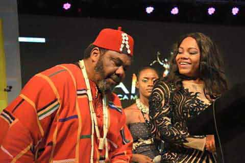 AHBEA 2016 Nominee, Pete Edochie, Legend Award Category