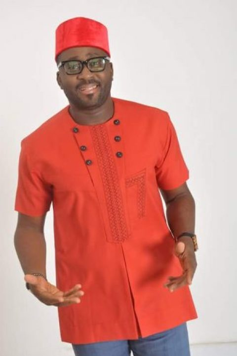 AHBEA 2016 Nominee, Desmond Elliot, Icon Award Category