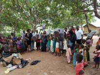 TEAM NIGERIA UK VISITS GONGOLA IDP CAMP