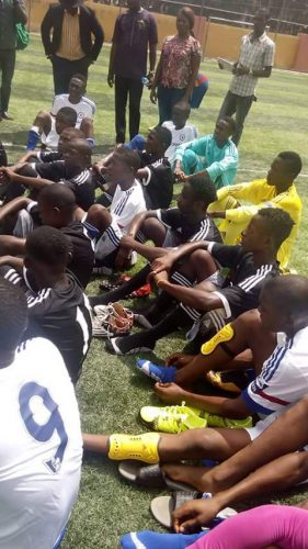 HIGHLIGHTS OF TEAM NIGERIA UK FOOTBALL TRIALS IN OWERRI AND ABUJA