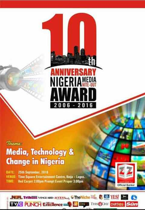 WIKE, AMBODE, AREGBESOLA AND OTHERS TO BE HONOURED AT NMNA 2016