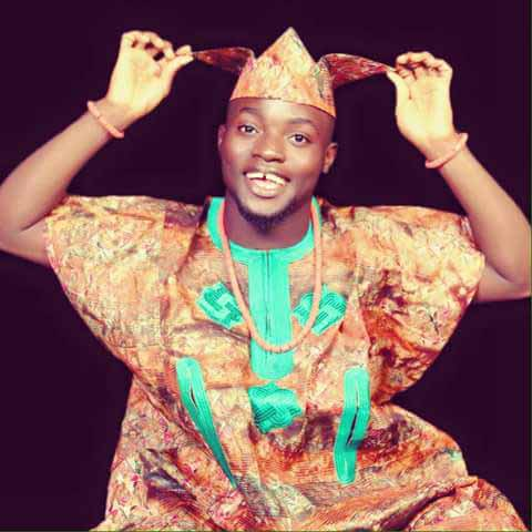 I LEARNT POETRY CAUSE OF MY LOVE FOR YORUBA CULTURE - KHALID AYANSHINA