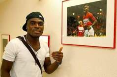 FORMER SUPER EAGLE STRIKER, EMENIKE ENGAGES LOVER