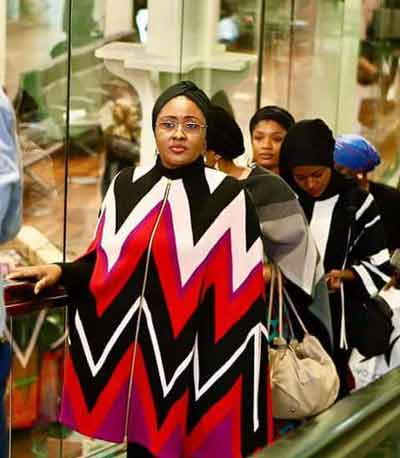 IF AISHA BUHARI WEARS A MILLION NAIRA DRESS, SO WHAT?