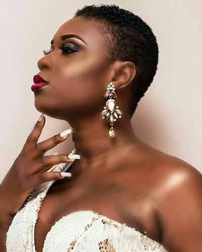 GHANAIAN ACTRESS, BIBI BRIGHT ATTACKS COLLEAGUE, NANA AKUA ADDO