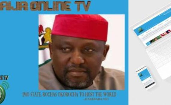 IMO STATE GOVERNOR, ROCHAS OKOROCHA TO HOST THE WORLD