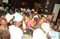 SENATOR OMOWORARE CELEBRATES BIRTHDAY, WITH THE LESS PRIVILEGED