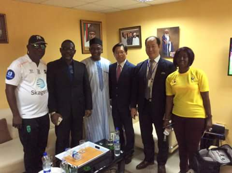 SPORTS MINISTER, SOLOMON DALUNG'S SPEECH AT THE 2016 NFF AGA