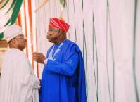 Tinubu, APC Governors, Ministers, Party leaders, Meet In Ibadan