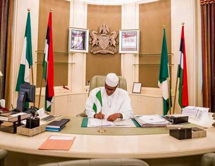 ACCIDENTAL DISCHARGE: PRESIDENCY REASSURES NIGERIANS AND FOREIGNERS THAT THE VILLA IS SAFE