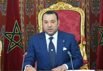 KING MOHAMMED VI OF MOROCCO WISHES BUHARI, SPEEDY RECOVERY