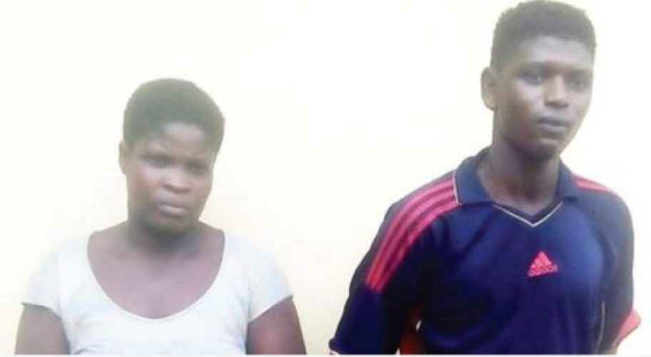 2 arrested for plot to kidnap Lagos businessman's 15 year Old