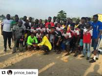 THE IMPORTANCE OF SPONSORSHIP IN GRASSROOTS DEVELOPMENT