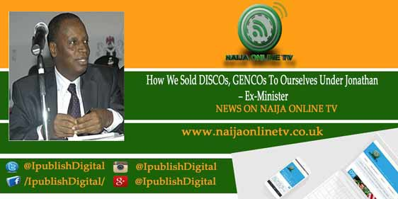 How We Sold DISCOs, GENCOs To Ourselves Under Jonathan – Ex-Minister