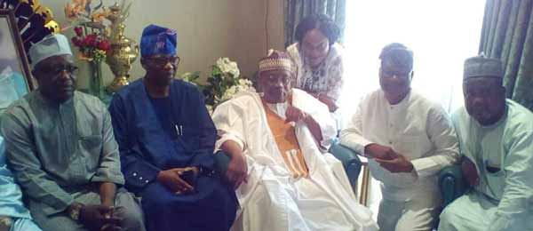 PDP Chair: IBB Endorses Gbenga Daniel, Says 'He Is Chairman In Waiting'
