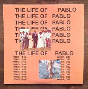 Kanye West's The Life of Pablo - endorsed UK's first gold album - Streaming only