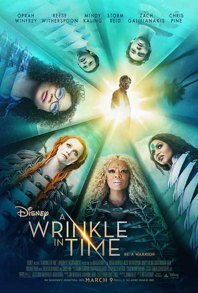 Oprah Winfrey, Reese Witherspoon Fight Darkness With Magic in Disney's A WrinkAle In Time