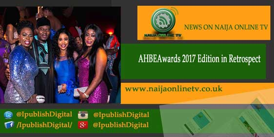 AHBEAwards 2017 Edition in Retrospect