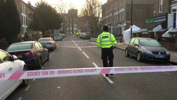 Two men stabbed to death in Camden, North London within two hours