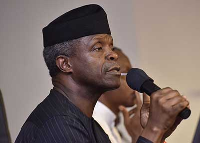 Review Anti-Open Grazing Law, Osinbajo Committee Tells Ishaku