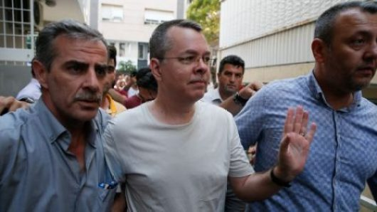 Turkish authorities release U.S. Pastor Andrew Brunson after being detained for two years