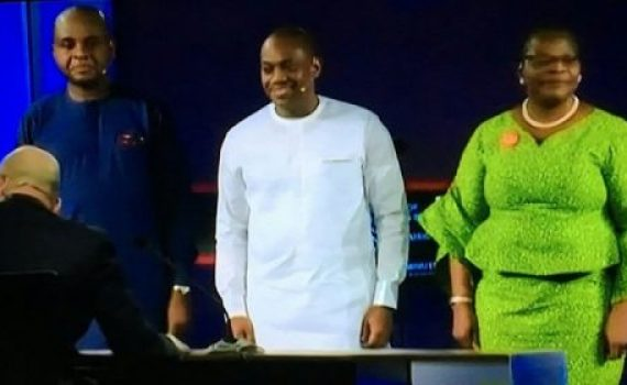 Highlights of the Nigerian Presidential debate