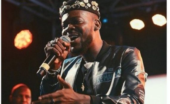 Adekunle Gold speaks on the pain of losing his sister