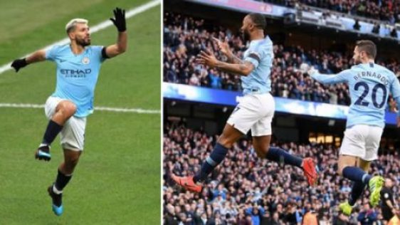 Manchester City Decimate Chelsea, To Top The EPL